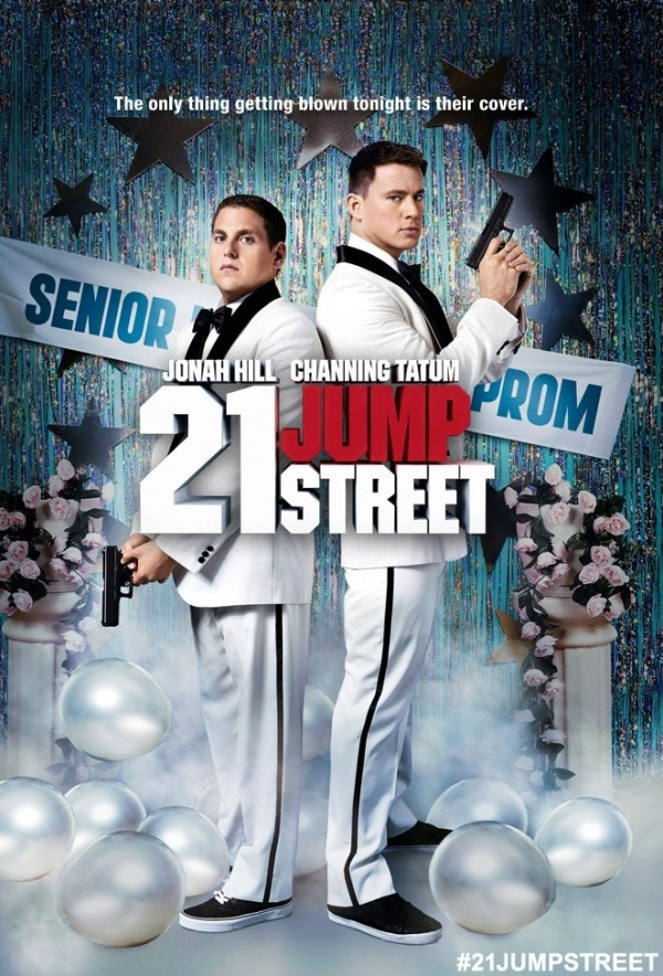 21 Jump Street 2012 Review Prodigalfilmstudent